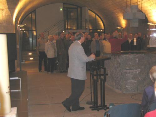 2004 - Chorreise Dresden