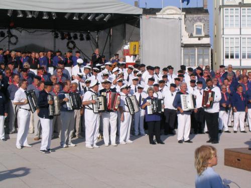 2005 - 6. Shanty-Treffen, Warnemünde