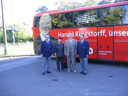 2006 - Besuch Harald Ringstorff
