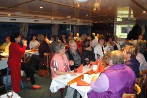2009 - Frauenausflug 31.10.2009