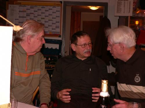 2009 - Mitgliederversammlung 6.3.2009