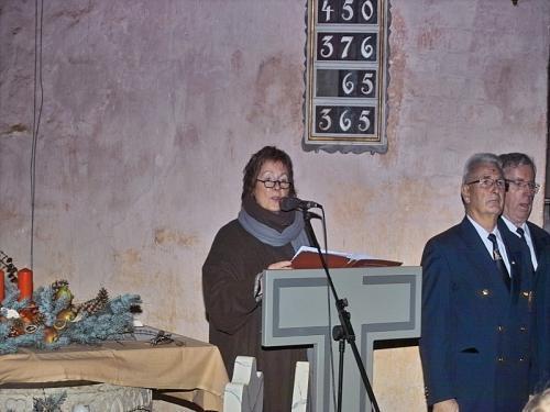 2010 - Adventsingen Rerik 2010 - Voreihnachtliches zur Glockenweihe in der Reriker St. Johanneskirche