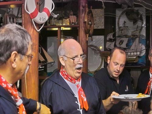 2010 - Impressionen aus der Reriker Seemannskneipe am Haffplatz, 11. Juni 2010
