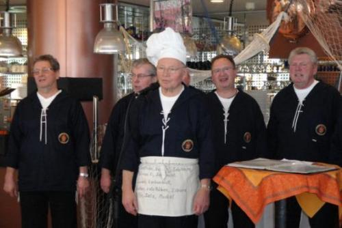 2010 - Mit LIPPI im Hotel NEPTUN 10.01.2010