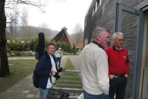 2010 - Schwerin Muess, Probenwochenende 26.- 28. März 2010