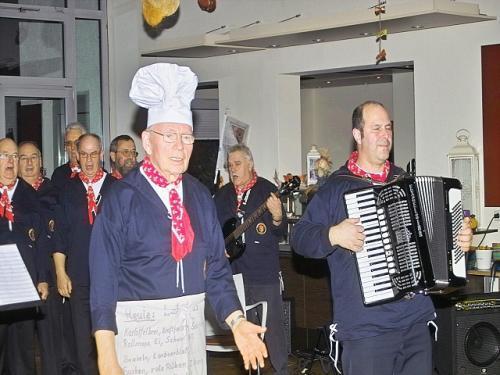2010 - Seniorenfeier Rerik Nov. 2010