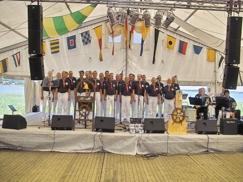 2010 - 10. Shantychortreffen Rerik 18.07.2010