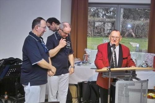 2012 - Festveranstaltung 65 Jahre Reriker Heulbojen - Festveranstaltung zum Chorjubiläum am 13. April 2012 in Rerik Kösterschün