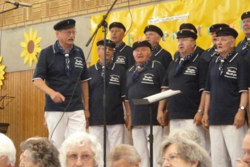 2012 - Bad Schwartau Mai 2012 Musikalische Grüße zum Stadtjubiläum von Ostsee und Salzhaff