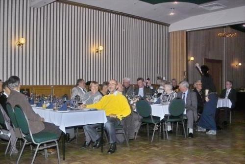 2012 - Sängerball 65 Jahre Reriker Heulbojen - Stolz Spaß und Freude auf dem Sängerball zum Chorjubiläum