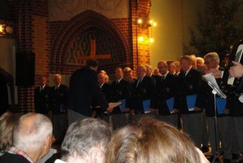 2012 - Weihnachten 2012 - Impressionen der Weihnachtskonzerte in Rostock , Bad Doberan und Steffenshagen