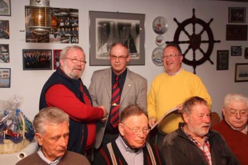 2013 - Mitgliederversammlung 15.03.13 - Mitgliederversammlung und Wahl eines neuen Vorstandes