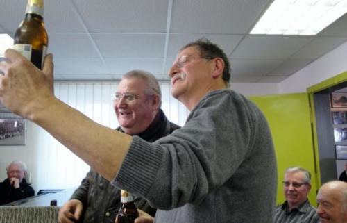 2013 - NDR Hanseblick aus Rerik Impressionen vom Drehtag mit Horst Krause und Thilo Tautz