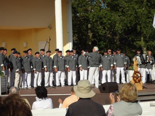 2014 - Heulbojen beim Kühlungsborner Heimatfest