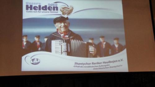 2014 - Unsere Helden 2014 Lila Bäcker ehrt Vereinsarbeit