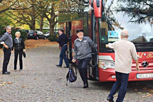 2015 - Heulbojen in Berlin Zu Gast beim Shantychor Berlin-Reinickendorf 23.10.2015