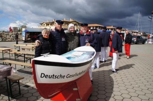 2015 - 150 Jahre DGzRS Impressionen vom Kühlungsborner Bootshafen