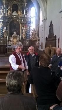 2015 - Chorreise Franken 03-06. Oktober 2015 Bad Neustadt, Salz, Würzburg