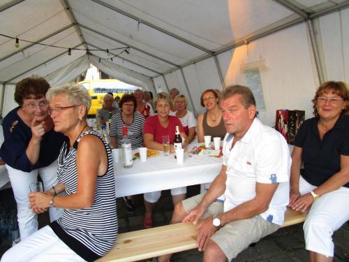 2015 - Grillfeier bei den Heulbojen August 2015