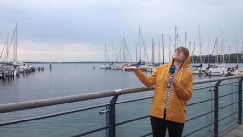 2015 - NDR1RadioMV Kultur on Tour auf Besuch in Rerik, Fotos:Jette Studier