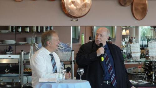 2015 - Großes Hafenkonzert NEPTUN 12.07.2015 Hotel NEPTUN Talkgast: Reiner Calmund
