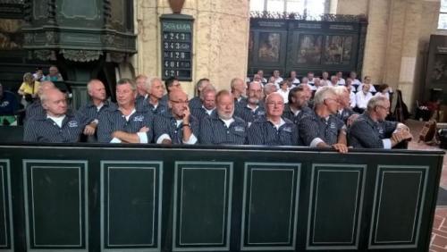 2015 - Shantychortreffen in Wolgast August 2015