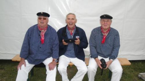 2016 - Shantychortreffen in Rerik 17.Juli 2016