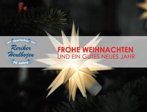 2016 - Weihnachten 2016 Dreifaltigkeitskirche Kühlungsborn 21.Dez.