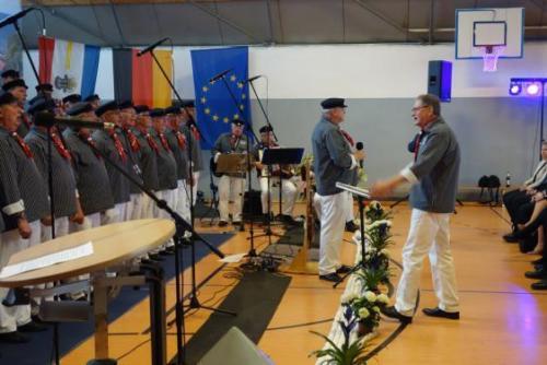 2017 - Festveranstaltung 70 Jahre Reriker Heulbojen