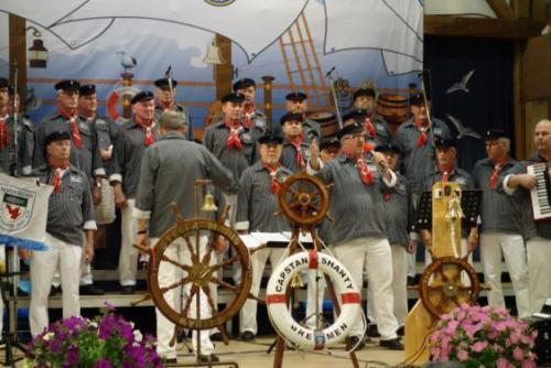 2017 - 15 Jahre Capstan Shanty-Chor Bremen 21. Mai 2017