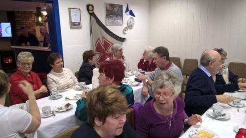 2017 - Gäste zum Kaffee 21. Jan.2017