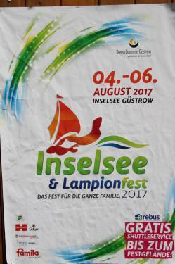 2017 - Inselseefest Güstrow 06. August 2017