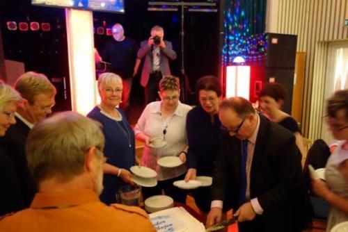 2017 - Sängerball - 70 Jahre Reriker Heulbojen