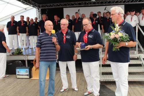 2018 - Shantychortreffen Rerik 15.8.18