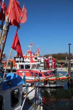 2018 - DGzRS Schiffstaufe auf Poel