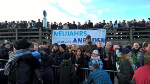2018 - Neujahr 2018 Kühlungsborn