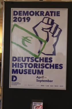 2019 - Berliner Impressionen April 2019 Besuch im Deutschen Bundestag